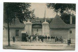 CPA  17 : ROCHEFORT Sur MER  Caserne Animée A   VOIR   !!!! - Rochefort
