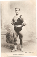 Sportifs : Henry Valdorf    Réf 5343 - Sportifs