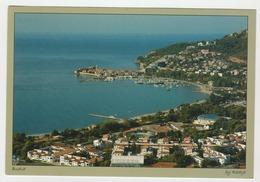 11.10.2014 - AK/CP/Postcard Budva / Montenegro, Gelaufen V. Budva Nach 4040 Linz - Siehe Scan (AK Montenegro) - Montenegro