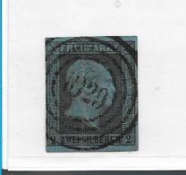 D-Pre011 / Preussen Mi.Nr. 3 / Mit Stempel Nr. 1029, Neustadt-Magdeburg (+ 5) - Pruisen