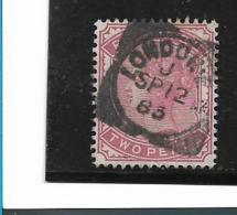 UK Mi.Nr. 58 / London SP  12. 83 - Ohne Zuordnung