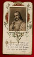 Image Pieuse Holy Card Communion Marie & Magdeleine Mondon Saint Loubès 22-05-1913 - Ed Bouasse Jeune 1095 - Images Religieuses