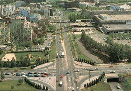 91 - EVRY-VILLE-NOUVELLE - Le Boulevard De L'Europe - Evry