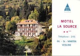 06- MOTEL LA SOURCE - SAINT MARTIN VESUBIE - Saint-Martin-Vésubie
