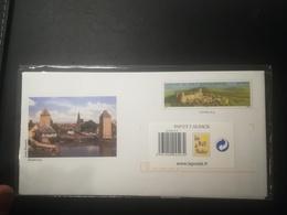 05 PAP ALSACE SOUS BLISTER - Stamps