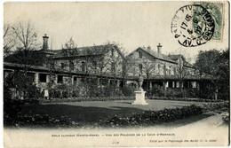 75014 Paris Rue Cabanis Asile Sainte-Anne Cour D'honneur - District 14