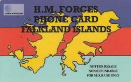 Falklands Is. - British Forces Falkland Islands - Falkland Islands