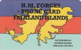 Falklands Is. - British Forces Falkland Islands - Falkland