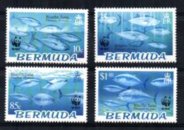 Bermuda - 2004 - Endangered Species/Bluefin Tuna - MNH - Bermudes