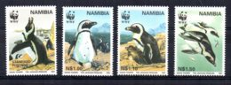 Namibia - 1997 - Endangered Species/Jackass Penguin - MNH - Namibie (1990- ...)