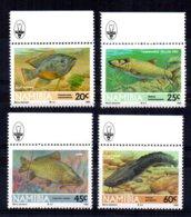 Namibia - 1992 - Freshwater Angling - MNH - Namibie (1990- ...)