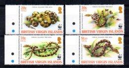 British Virgin Islands - 2005 - Endangered Species/Tree Boa - MNH - Iles Vièrges Britanniques