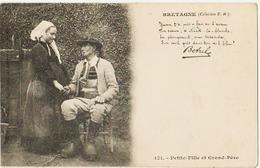 BRETAGNE - BREIZH - LOT DE 35 CARTES ANCIENNES - Cartes Postales