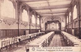 Borgloon: Pensionaat St-Jozef. Eetzaal. - Borgloon
