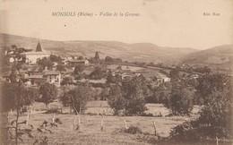CPA - France - (69) Rhône - Monsols - Vallée De La Grosne - Altri Comuni