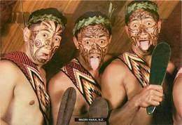 CPSM Nouvelle Zélande-Maori Haka                                    L2722 - Neuseeland