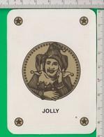 JOLLY. JOKER. - Carte Da Gioco
