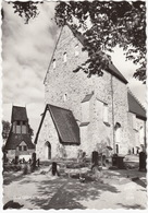 G:la Upsala - Kyrkan  -  (Kyrkogard / Graveyard )  - (Sweden/Sverige)  - 2349 - Zweden