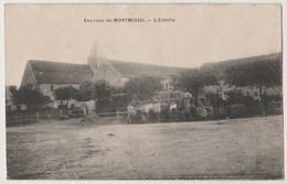CPA 51 MONTMIRAIL L' Echelle - Montmirail