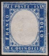 Italy       .  Yvert    .    Timbre   Efficage   Renversé  .    *   .   Mint-hinged   .    /   .   Neuf Avec Charniere - 1861-78 Victor Emmanuel II
