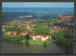 Deutschland Stadt Und Schloss RHEINSBERG Grienerick See (sent 1996, With Stamp) - Rheinsberg