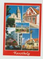 9.7.2017 - AK/CP/Postcard Keszthely / Ungarn - Gelaufen Von Heviz Nach 4063 Hörsching - Siehe Scan (AK Keszthely) - Ungarn