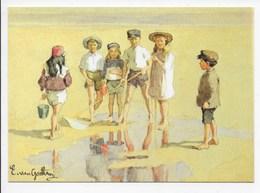 CPM - Edouard  Van Goethem - Low Tide - Autres Illustrateurs