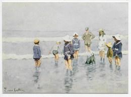 CPM - Edouard  Van Goethem - Lost Ball - Autres Illustrateurs