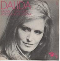 45T. DALIDA. Ballade A Temps Perdu - Les Couleurs De L'amour. Offert Par ANTAR Antarama 70 - HORS COMMERCE - - Vinyl Records