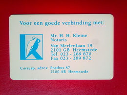H H Kleine  2 1/2 Guilders - Netherlands