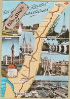 33 Bordeaux - Cpsm / Route Paris-Bordeaux. - Bordeaux