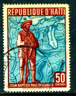 Haiti Y&T 421 ° - Haïti