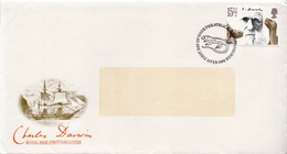 Great Britain Stamp On FDC - Stamps