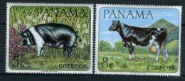 PANAMA ( POSTE ) : Y&T N°  ??  TIMBRES  NEUFS  SANS  TRACE  DE  CHARNIERE . - Panama
