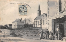 ¤¤   -    CRAVANT   -   Le Nouveau Bourg   -   Commerce   -   ¤¤ - Altri Comuni
