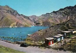 Iran, Karaj, Lac De Barrage Sur La Route Teheran - Chalus, Auto, Mint, Inutilisé - Iran