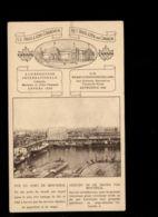 B9156 ANVERS ANTWERPEN 1930 EXPOSITION INTERNATIONALE - LE PAVILLON CANADIEN - VUE DU PORT DE MONTRÉAL - Antwerpen