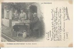 POEMES DE JEAN AICARD - 8 - L'AÏOLI  ( BON PLAN ) - Unclassified
