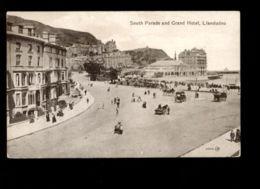 B9170 LLANDUDNO - SOUTH PARADE AND GRAND HOTEL - Galles