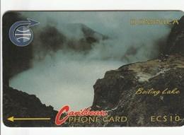 Dominica - Boiling Lake - 4CDMA - Dominica