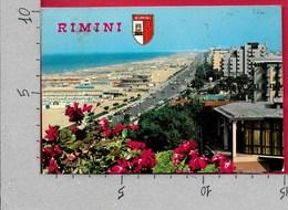 CARTOLINA VG ITALIA - RIMINI - Lungomare - 10 X 15 - ANN. 1978 - Rimini