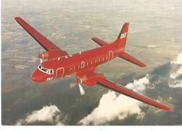 CP AVION HAWKER SIDDELEY HS 748  DLT - 1946-....: Era Moderna