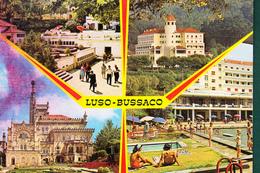 P90711 LUSO BUSSACO - Portogallo