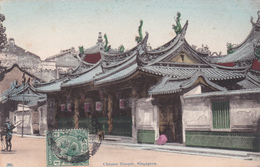 CPA SINGAPORE - Singapour - Chinese Temple - Singapour