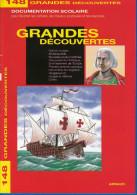 DOCUMENTATION SCOLAIRE ARNAUD N° 148 GRANDES DÉCOUVERTES LIVRET NEUF DE 16 PAGES En COULEUR - SITE Serbon63 - Livres, BD, Revues