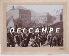 Photo Enterrement De Wendel 1903 à Hayange - Hayange