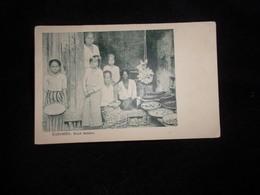 Sri Lanka . Ceylon . Colombo . Fruit Sellers . Marchands De Fruits . Avant 1903.Voir 2 Scans . - Sri Lanka (Ceylon)