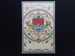 Catanzaro - Cartolina Inizio '900 - Stemma Di Catanzaro - Nuova + Spese Postali - Catanzaro