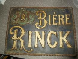Biere Rinch - Signs
