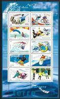France 2004 Bloc Feuillet N° 76 Neuf Sports De Glisse à La Faciale - Sheetlets
